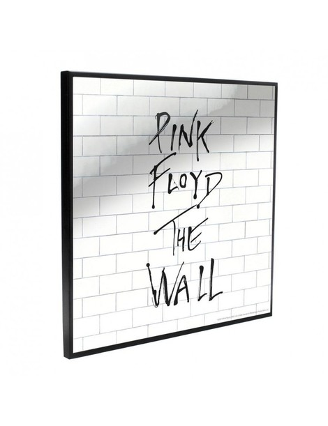 Pink Floyd Crystal Clear Picture the Wall 32 x 32 cm - NEMN-B4855P9