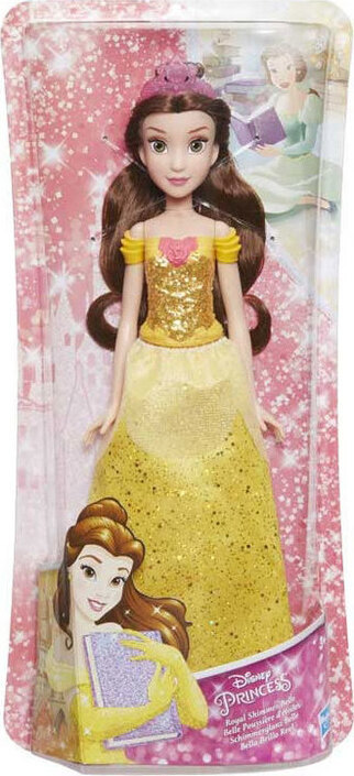 Disney Princess Royal Shimmer Belle - E4159