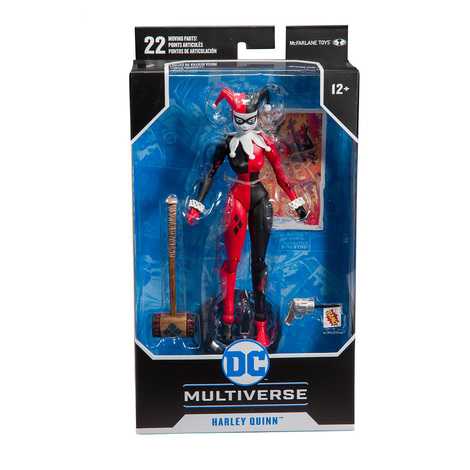 DC Rebirth Action Figure Harley Quinn (Classic) 18 cm - MCF15802-1