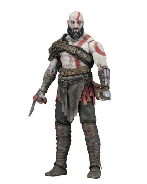 God of War 2018 Action Figure 1/4 Kratos 45 cm - NECA49325