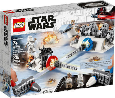 Star Wars Action Battle Hoth Generator Attack - 75239