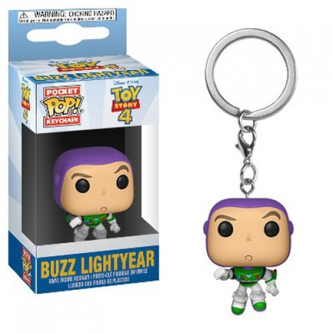 POP! μπρελόκ Buzz - Toy Story 4 - Disney