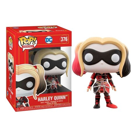 POP! DC Heroes: Imperial Palace - Harley Quinn #376#
