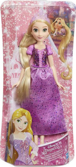 Disney Princess Royal Shimmer Rapunzel - E4157