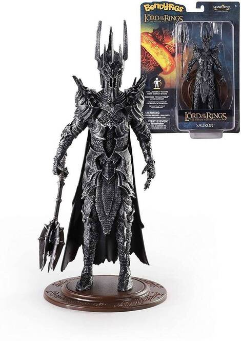 Lord Of The Rings - Bendyfig - Sauron - NN2819