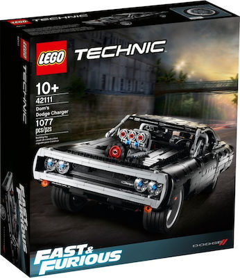 Technic Dom's Dodge Charger - 42111