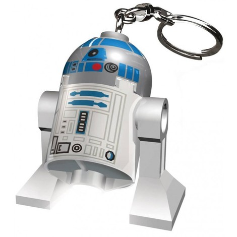 LEGO Star Wars R2D2 key light Μπρελόκ
