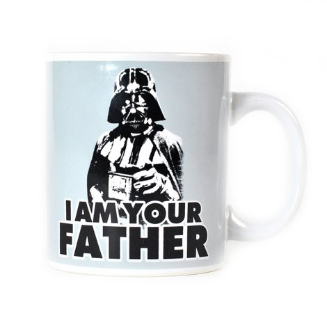 Star Wars Vader I am Your Father 350ml - BUGBSW16