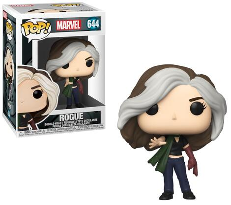 POP! Marvel: X-Men 20th Anniversary - Rogue  Bobble-Head #644#