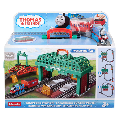 Thomas And Friends Σταθμός Κναπφορντ - GHK74
