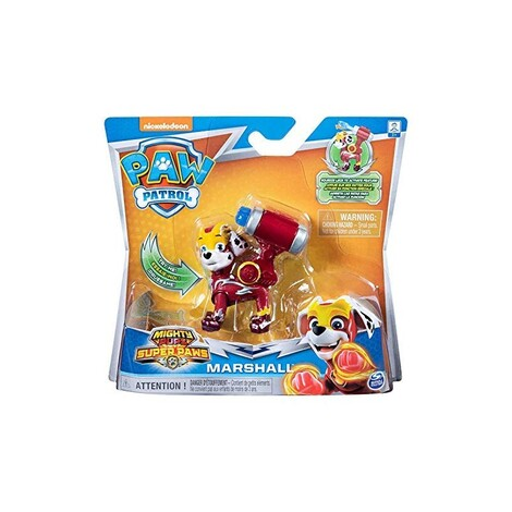 Paw Patrol Mighty Pups Super Paws 6 Σχέδια - 6052293
