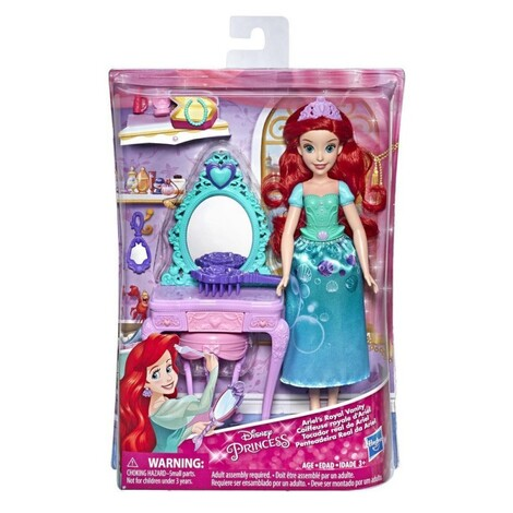Disney Princess Ariels Royal Vanity Τουαλέτα Ομορφιάς - E3153